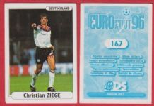 Germany Christian Ziege Bayern Munich